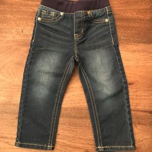 Cat and Jack brand toddler girl 18 mos jeans